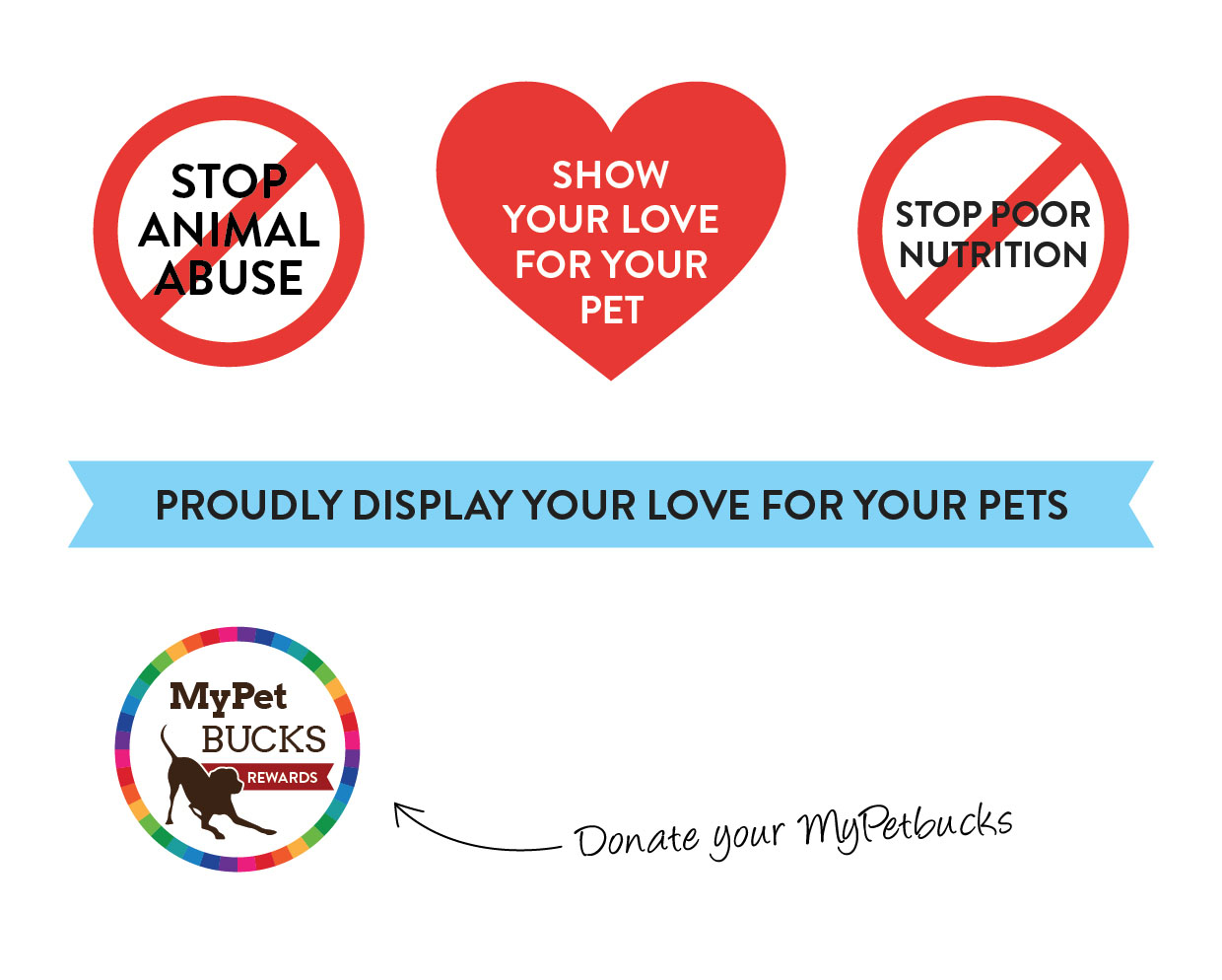 I heart MyPet campaign
